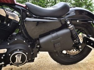 Sacoches Myleatherbikes Harley Sportster Forty Eight (35)